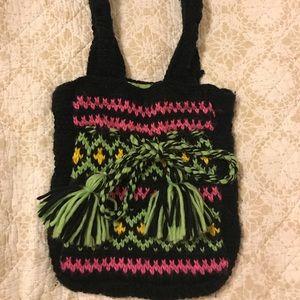🎈ZARA Knit Shoulder Bag